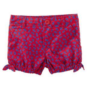 Baby Girl OshKosh B'gosh® Floral Bubble Shorts