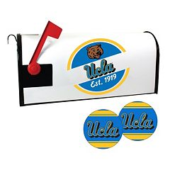 UCLA Bruins Magnetic Mailbox Cover & Decal Set