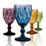 Artland 4 pc Highgate Goblet Set