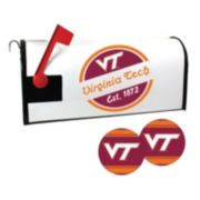 Virginia Tech Hokies Magnetic Mailbox Cover & Decal Set