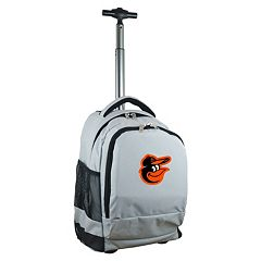Baltimore Orioles Premium Wheeled Backpack