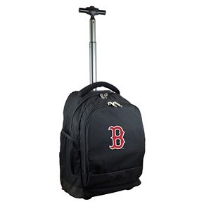 Boston Red Sox Premium Wheeled Backpack