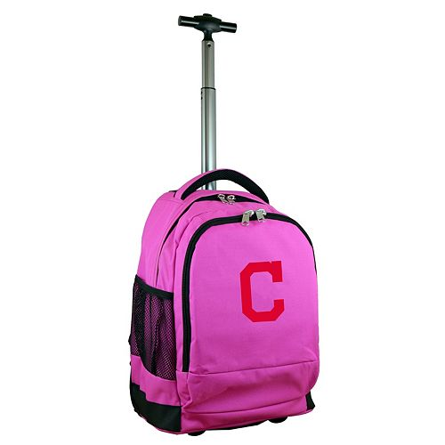 Cleveland Indians Premium Wheeled Backpack