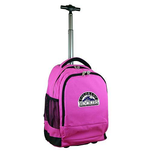 Colorado Rockies Premium Wheeled Backpack