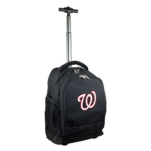 Washington Nationals Premium Wheeled Backpack