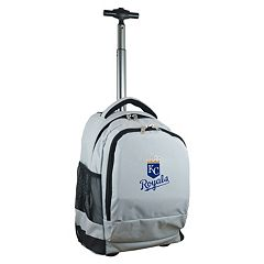 Kansas City Royals Premium Wheeled Backpack