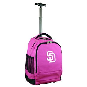 San Diego Padres Premium Wheeled Backpack