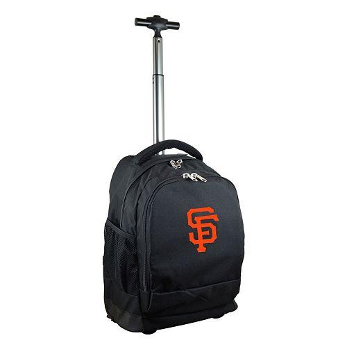 San Francisco Giants Premium Wheeled Backpack