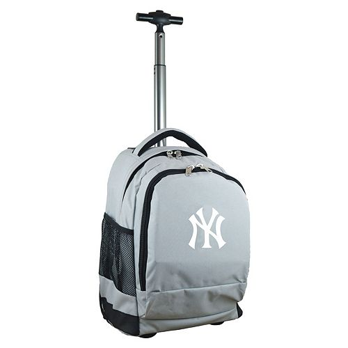 New York Yankees Premium Wheeled Backpack