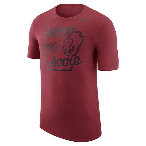 Men's Nike Arkansas Razorbacks Local Elements Tee
