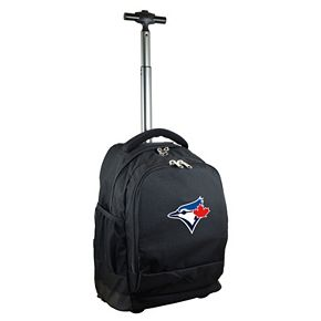Toronto Blue Jays Premium Wheeled Backpack