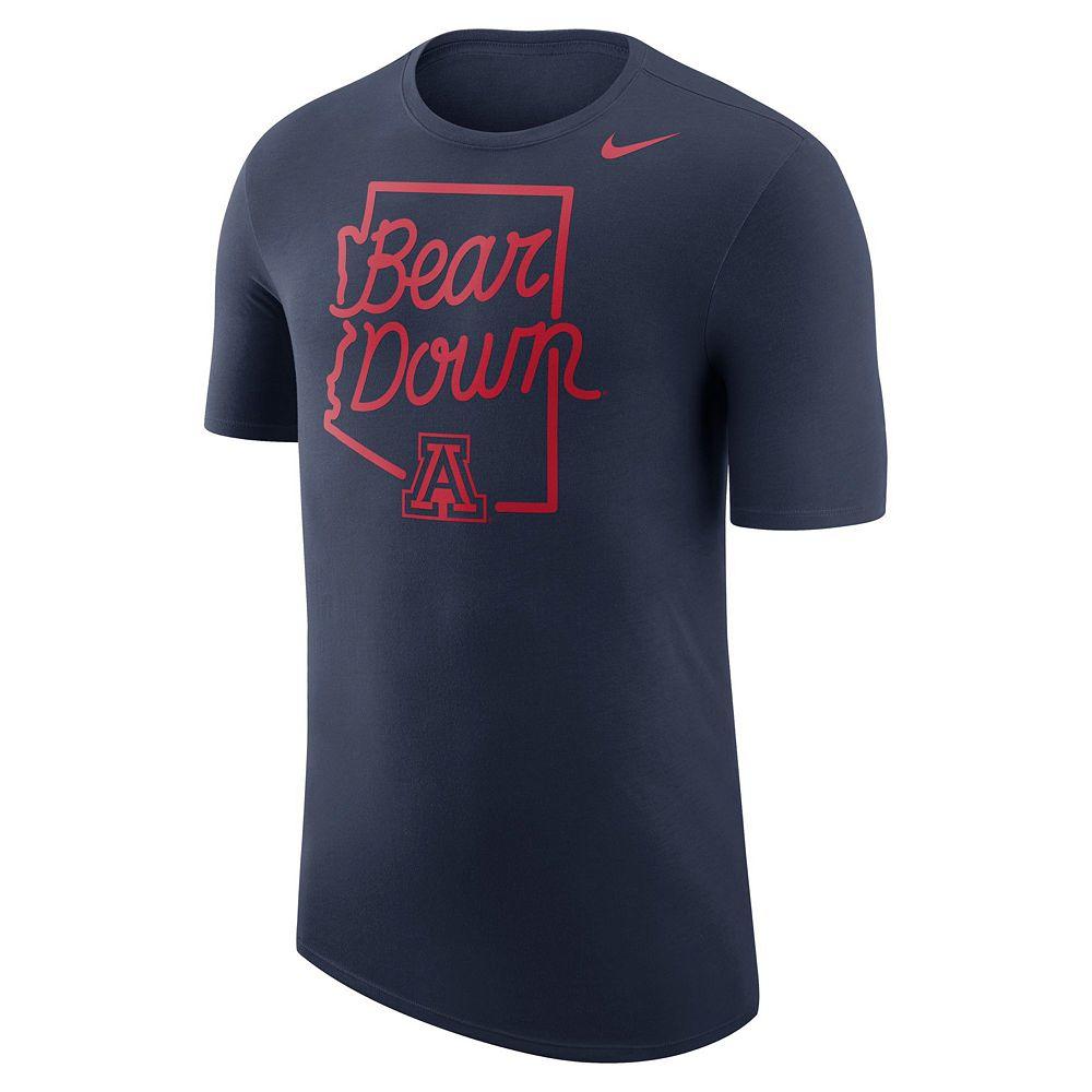 Men's Nike Arizona Wildcats Local Elements Tee
