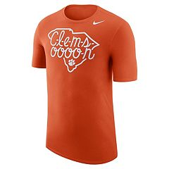 Men's Nike Clemson Tigers Local Elements Tee