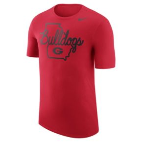 Men's Nike Georgia Bulldogs Local Elements Tee