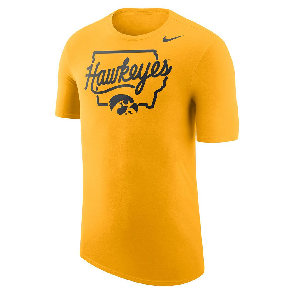 Men's Nike Iowa Hawkeyes Local Elements Tee