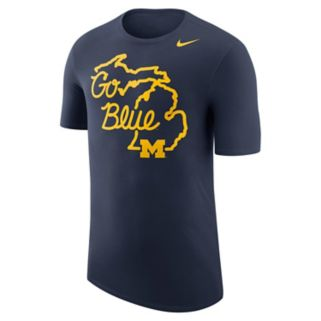 Men's Nike Michigan Wolverines Local Elements Tee