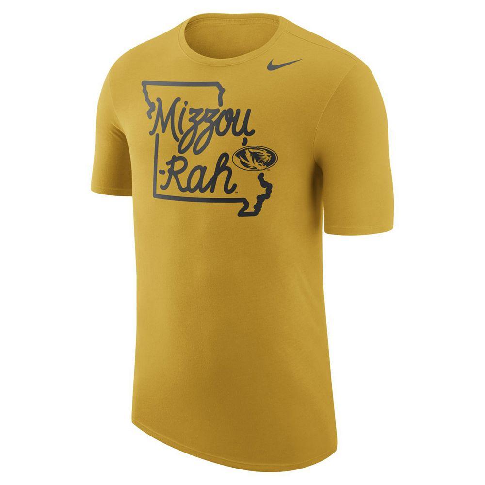 Men's Nike Missouri Tigers Local Elements Tee
