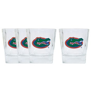 Florida Gators 4-Pack Short Tumbler Glasses