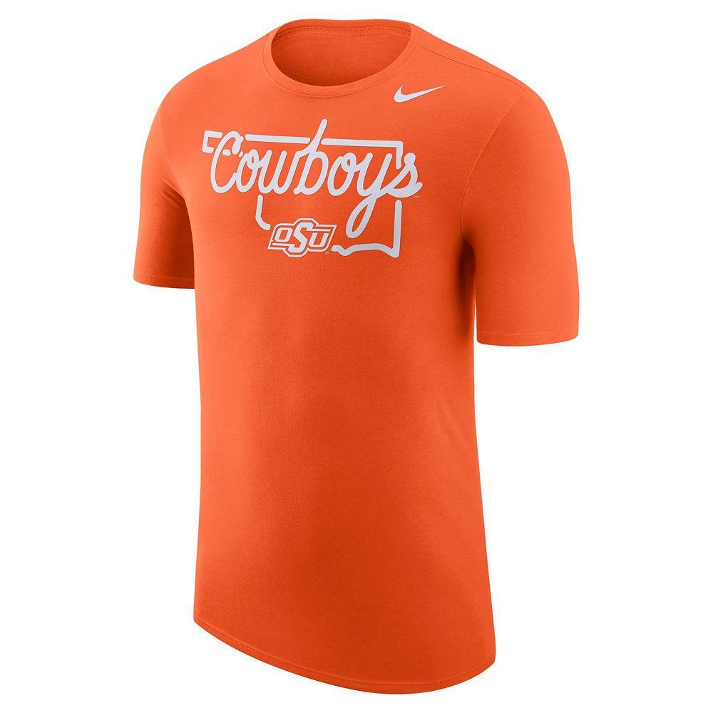 Men's Nike Oklahoma State Cowboys Local Elements Tee