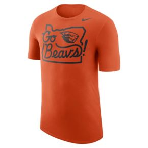 Men's Nike Oregon State Beavers Local Elements Tee
