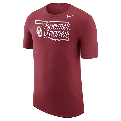 Men's Nike Oklahoma Sooners Local Elements Tee