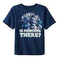 Boys 8-20 Five Nights At Freddy's Is Someone There Tee