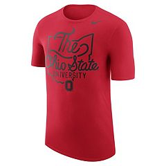 Men's Nike Ohio State Buckeyes Local Elements Tee