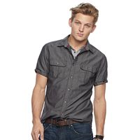 Men's Rock & Republic® Printed Button-Down Shirt