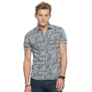 Men's Rock & Republic® Printed Button-Down Shirt