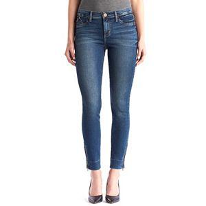Women's Rock & Republic® Kashmiere Zipper Ankle Jean Leggings