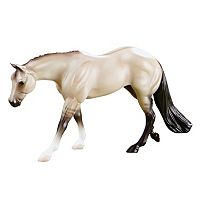 Breyer Classics Dun Quarter Model Horse