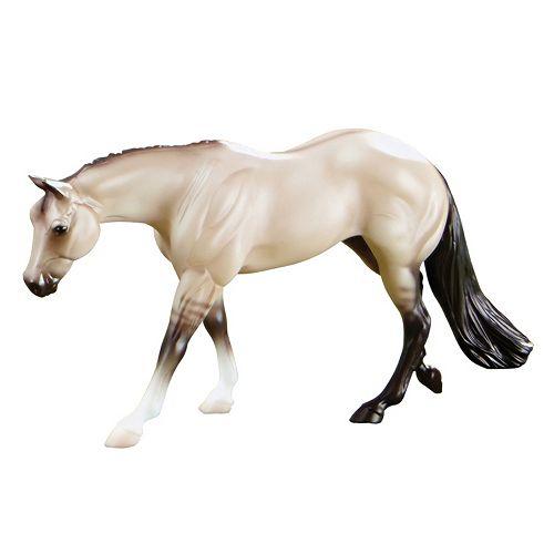 Breyer Classics Dun Quarter Model Horse