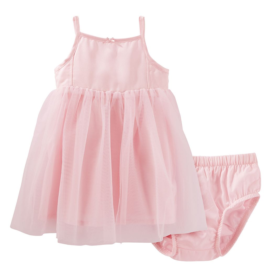 Baby Girl OshKosh B'gosh® Tulle Dress