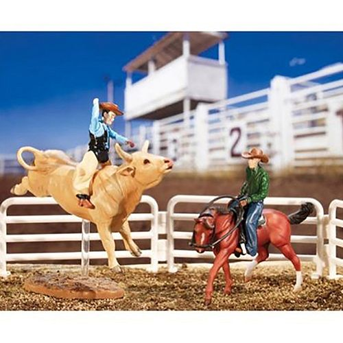 Breyer Stablemates CollectiBulls Rodeo Set