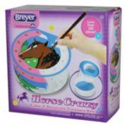 Breyer Horse Crazy Color & Decorate Treasure Box Kit