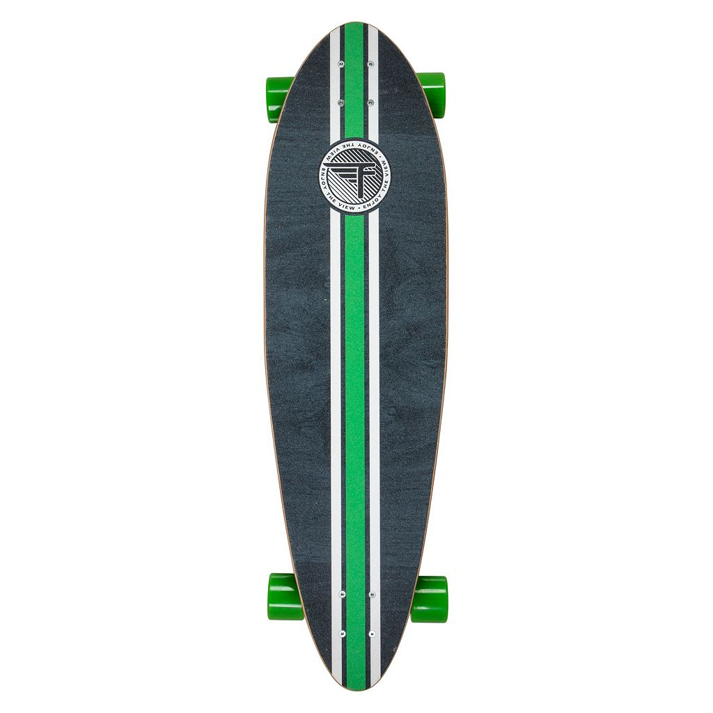 Flybar 36-Inch Pintail Longboard
