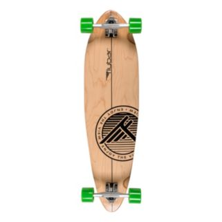 Flybar 36-Inch Pintail Longboard