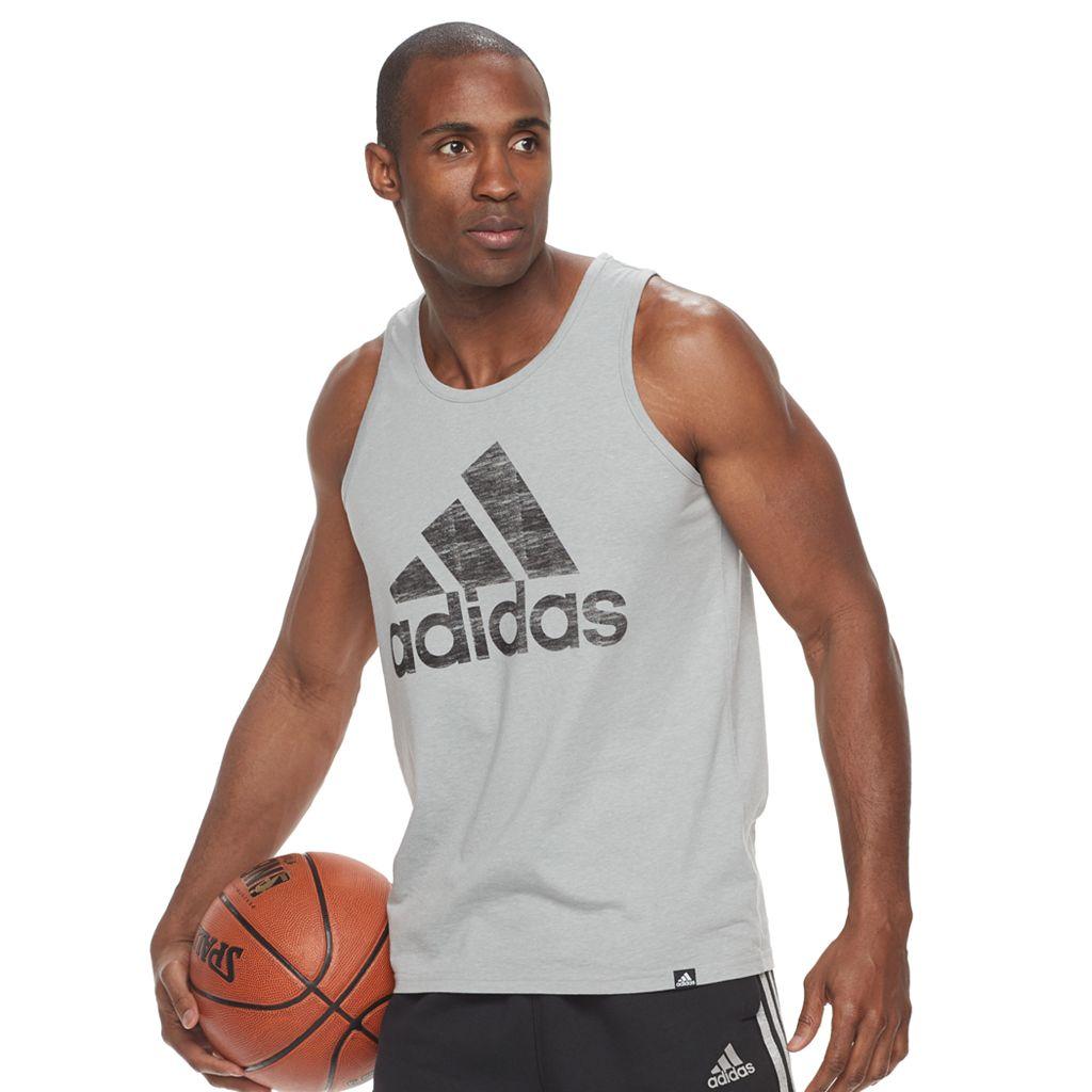 Men's adidas Logo Tank