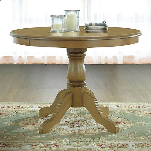 Winslow Pedestal Dining Table