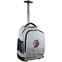 Portland Trail Blazers Premium Wheeled Backpack