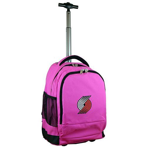 Portland Trail Blazers Premium Wheeled Backpack