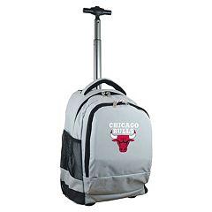 Chicago Bulls Premium Wheeled Backpack