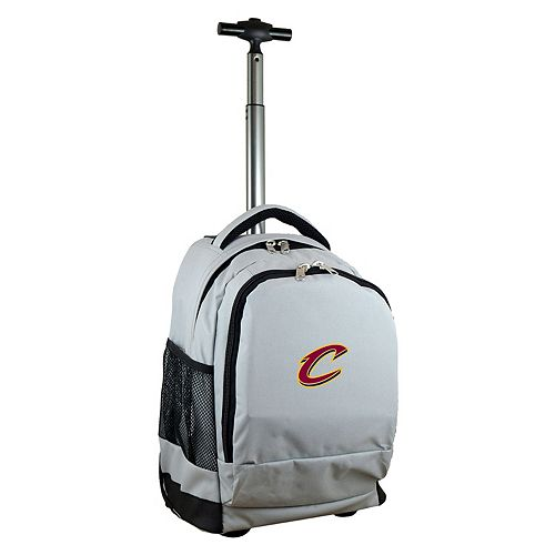 Cleveland Cavaliers Premium Wheeled Backpack