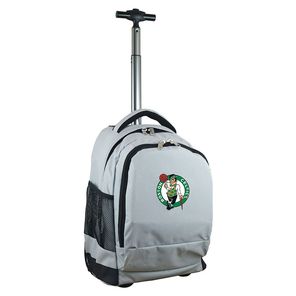 Boston Celtics Premium Wheeled Backpack