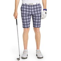 Men's IZOD Classic-Fit Jameson Plaid Performance Golf Shorts