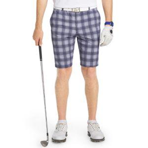 Men's IZOD Classic-Fit Jameson Plaid Performance Golf Shorts