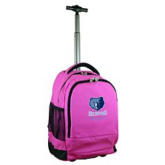 Memphis Grizzlies Premium Wheeled Backpack