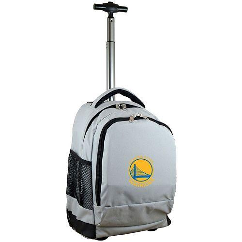 Golden State Warriors Premium Wheeled Backpack