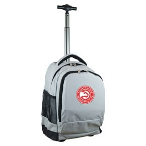 Atlanta Hawks Premium Wheeled Backpack