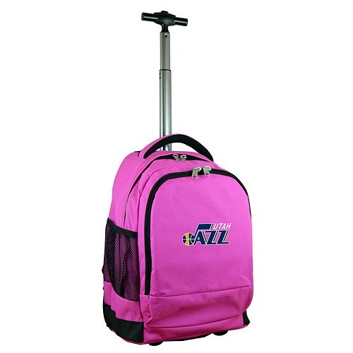 Utah Jazz Premium Wheeled Backpack
